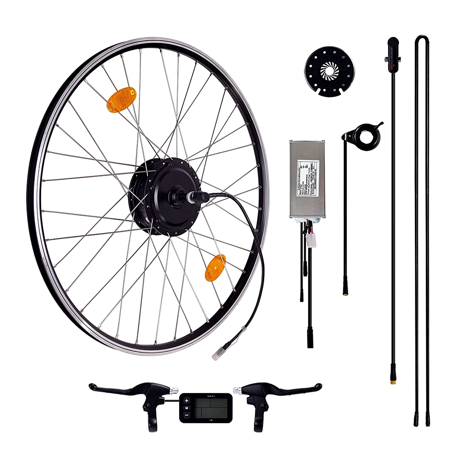 Das-Kit E-Bike Conversion Kit, 36V 250W, 26