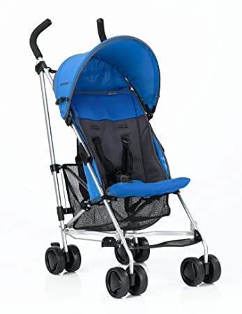 Amazon.com: Uppababy G-Lite – Cochecito, color azul Brooke ...