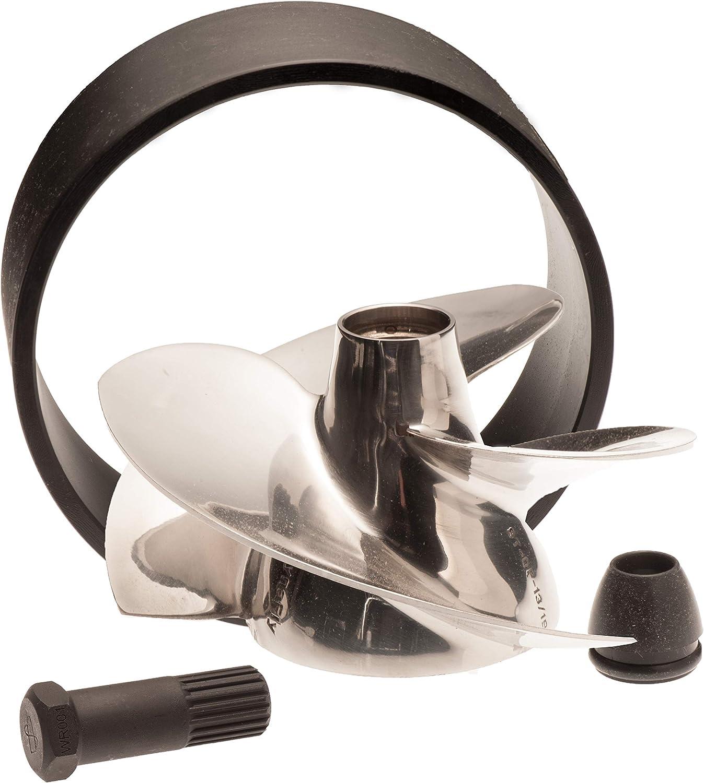 SOLAS Dynafly SeaDoo Impeller W/Tool & Wear Ring 13/19 951 XP GSX ...