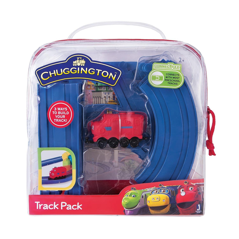 Chuggington 38580 Cbeebies Track Pack