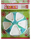 Blossom Child Proofing Electrical Socket Covers (White)