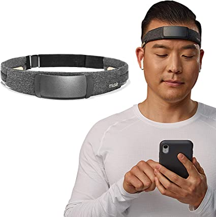 The Brain Sensing Headband MUSE S Official Travel /& Carrying Case