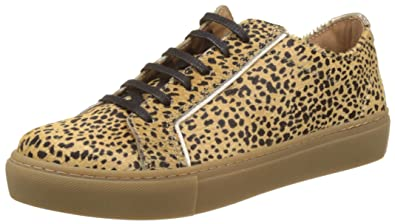 3e1f1e2363603d Bensimon - F15565C83A - TENNIS CHIC - Baskets - Femme - Multicolore (Mini  Leopard)