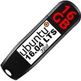Ubuntu 16.04 LTS 32bit auf 16 GB USB 3.0 Stick