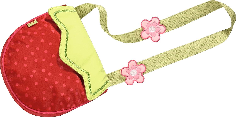Haba 302608 - Borsa per Bambini a Forma di Fragola, in Poliestere a Forma di Fragola, con Chiusura in Velcro, Idea Regalo per Compleanno Habermaass GmbH