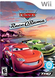 disneys cars race o rama nintendo wii