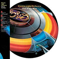 OUT OF THE BLUE - 40th Anniversary Picture Disc