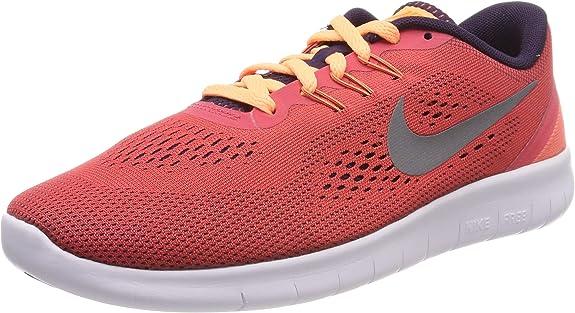 Nike 833993-801, Zapatillas de Trail Running para Mujer, Naranja (Ember Glow/Metallic Silver), 38 EU: Amazon.es: Zapatos y complementos