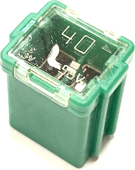 amazon.com: new compatible replacement 40 amp green fuse 90982-08294  9098208294 for corolla tundra tacoma highlander etc. 82210j location:  automotive  amazon.com