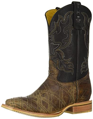 d17a06728ed Tin Haul Shoes Men's What's Your Angle Western Boot