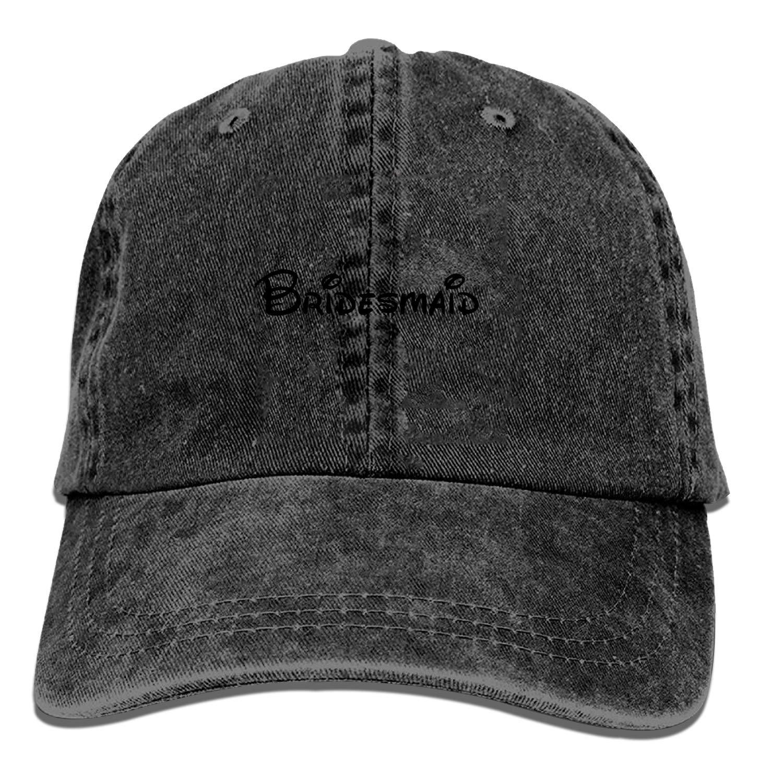 Gorra de béisbol de Disney para Dama de Honor, Sombrero de Vaquero ...