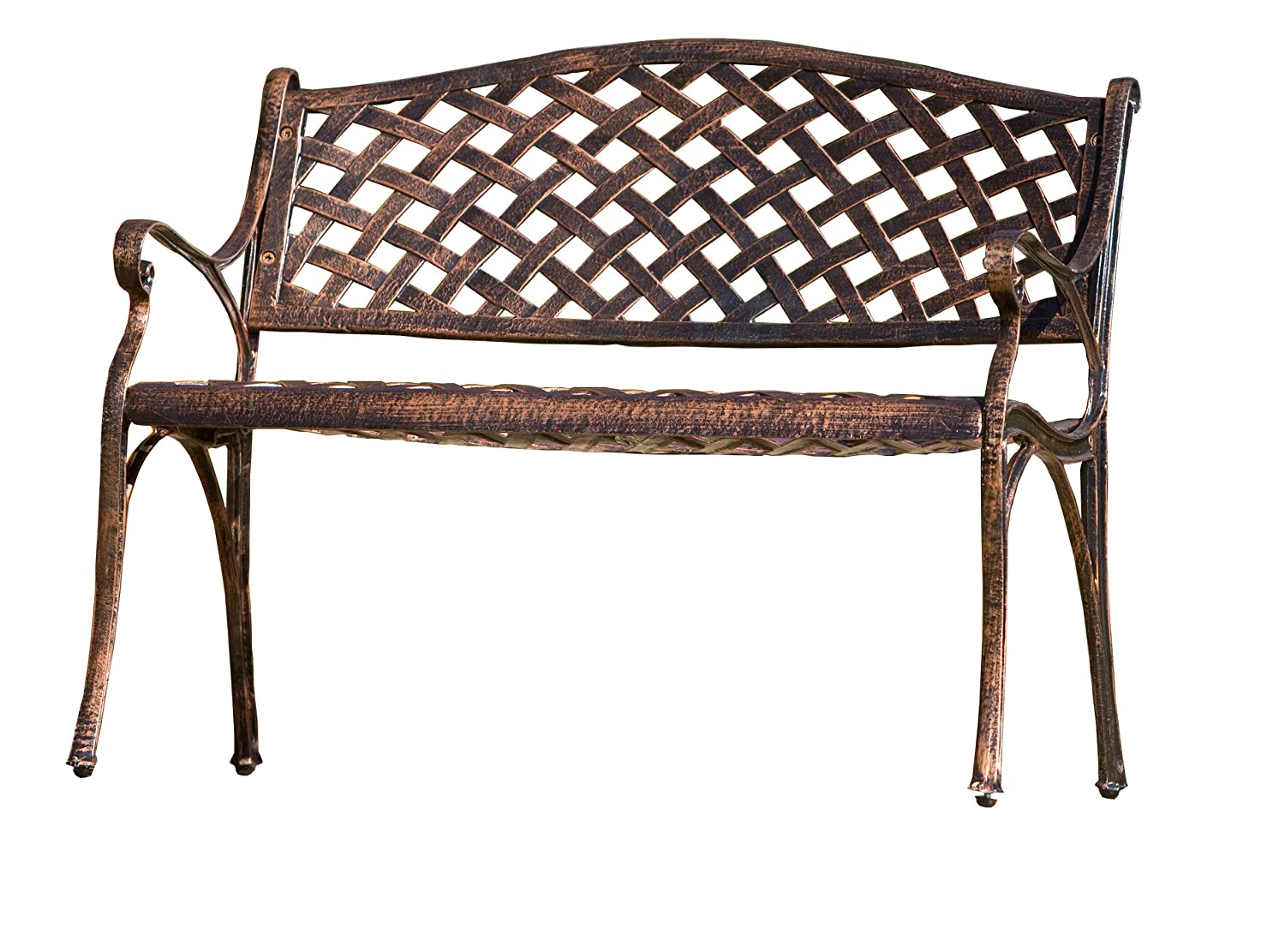 depot alternative the furniture metal bench n benches b lifetime glider wood home patio outdoors chairs outdoor
