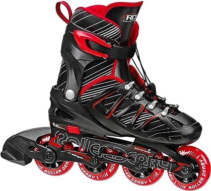 Renewed Roller Derby Girls Stinger 5.2 Adjustable Inline Skate
