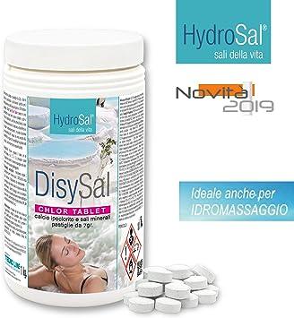 Metacril - Fútbol hipoclorito + Sales minerales en Pastillas de 7 ...