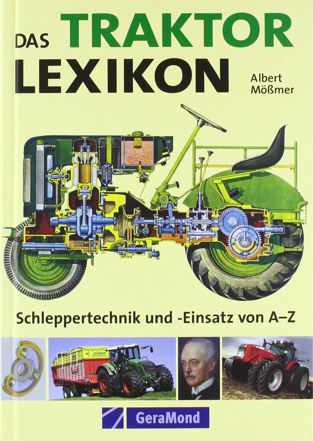 Das Traktor Lexikon (GeraMond)