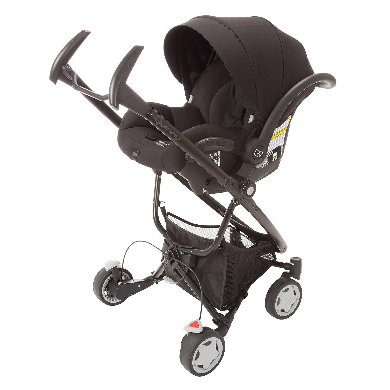 Amazon.com : Quinny Zapp Xtra Mico AP Travel System, Black : Baby