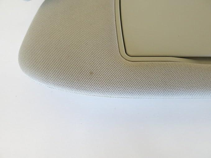 LH+RH Sun Visor For 2013-2018 Pathfinder 2014-2017 Infiniti QX60 MIRROR Pair