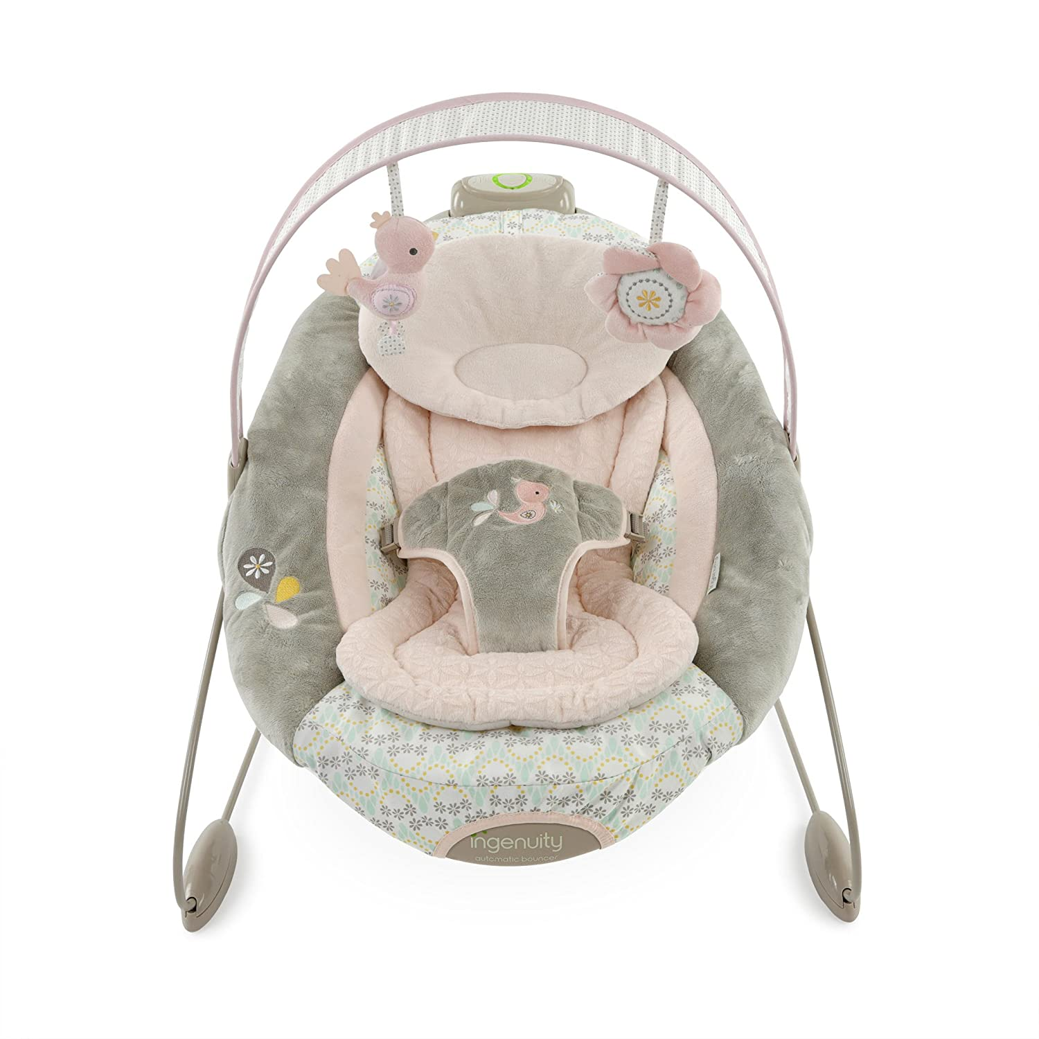 Amazon Ingenuity Smartbounce Automatic Bouncer Piper Baby