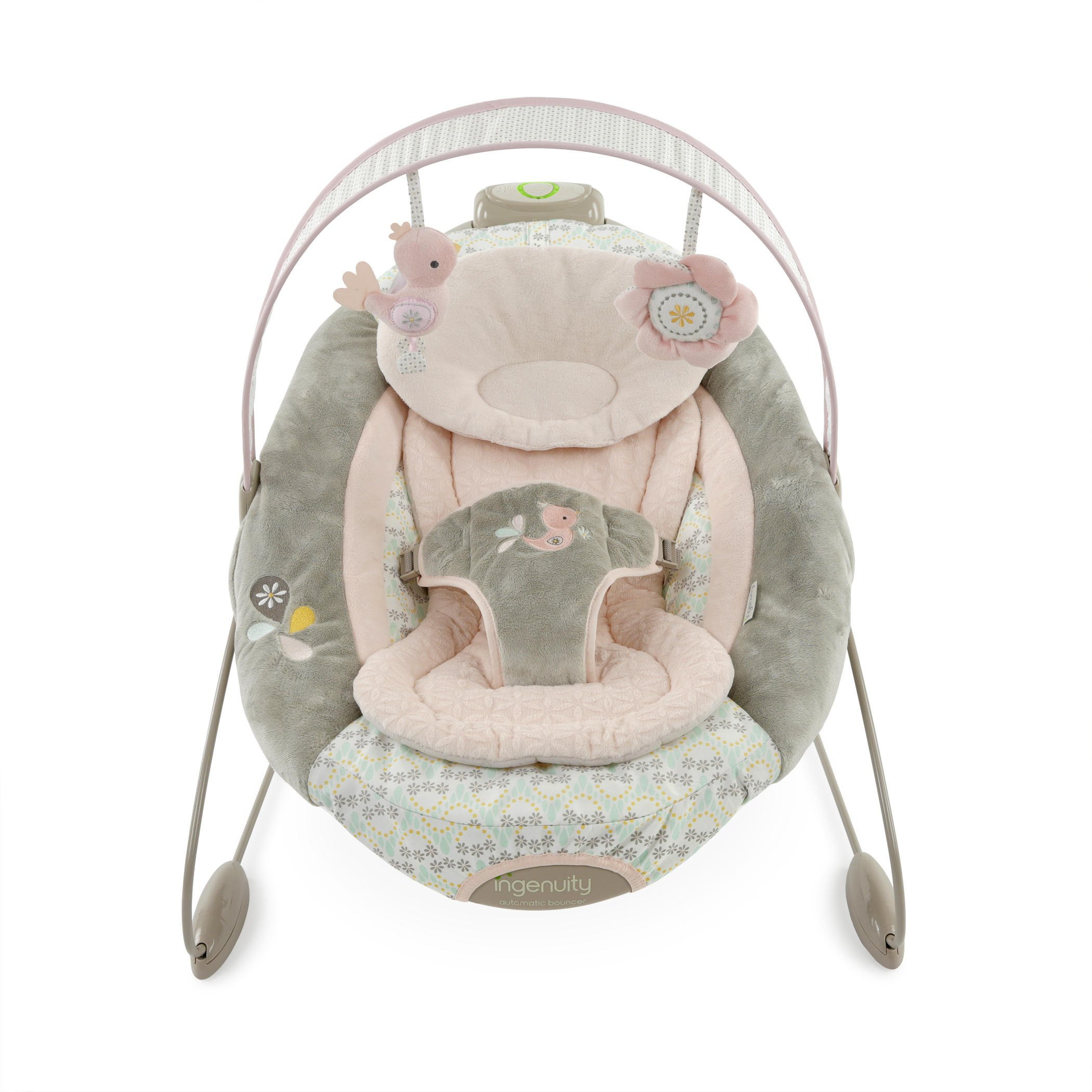 Ingenuity SmartBounce Automatic Bouncer - Piper