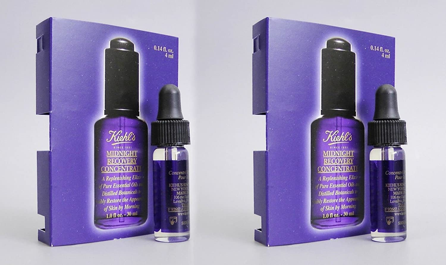 'Midnight Recovery' Concentrate Promo Size (Pack of 2, 8ml total)