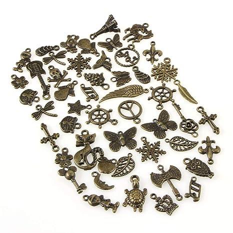 Doyime 50Pcs Bracelet Accessories for DIY