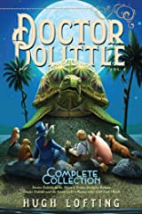 Doctor Dolittle the complete collection, Volum 4: Doctor Dolittle in the moon (Doctor Doolittle) Kindle Edition