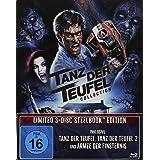 Tanz der Teufel Collection (Tanz der Teufel/Tanz der Teufel 2/Armee der Finsternis) - Steelbook [Blu-ray]