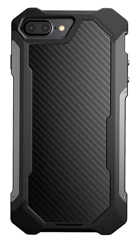 wholesale dealer 2d8b6 35c90 Element Case Sector Mil-Spec Drop Tested Case for Apple iPhone 8 Plus and 7  Plus - Carbon (EMT-322-133EZ-02)
