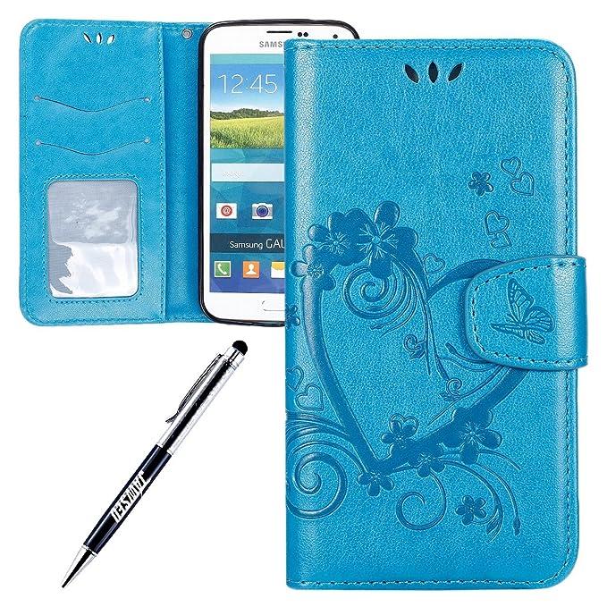 1 opinioni per Galaxy S5 Custodia Cover, Custodia Per Samsung Galaxy S5, Custodia Portafoglio