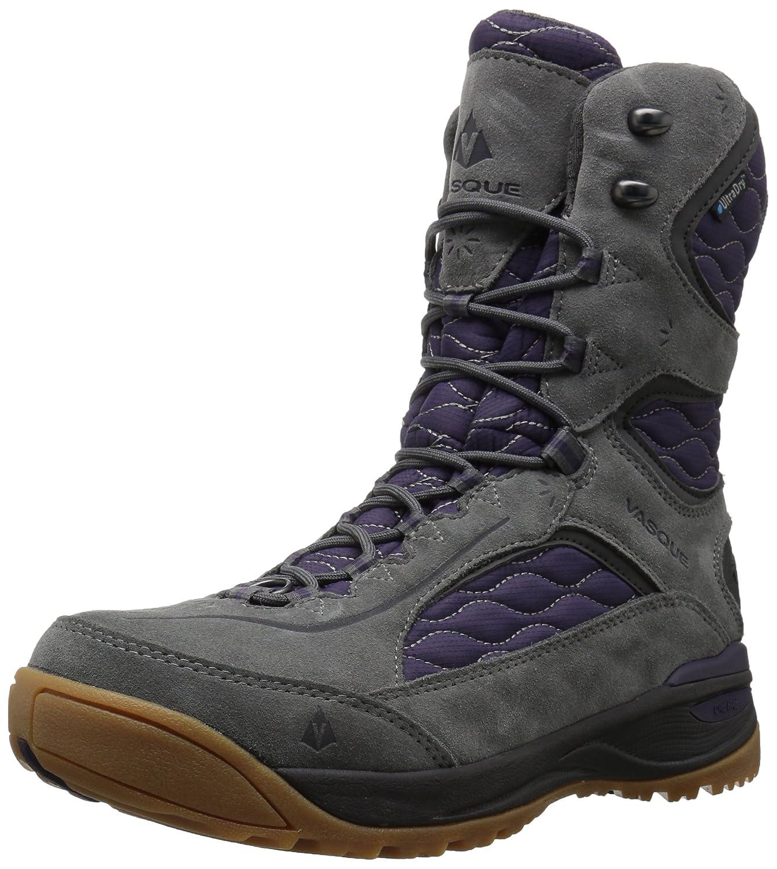 Vasque Women's Pow III UltraDry Snow Sneaker B01NBK10ZS 10.5 B(M) US|Gargoyle/Nightshade