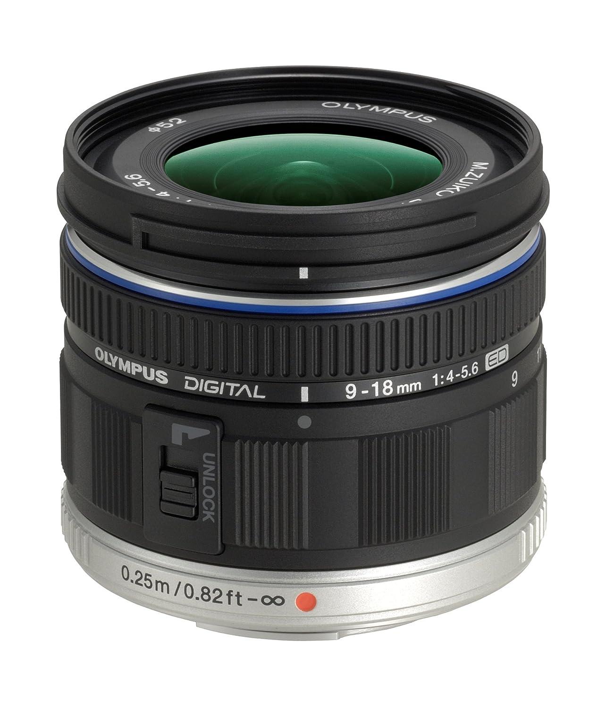 Olympus EZ M black Objetivo para Micro Cuatro Tercios distancia focal mm