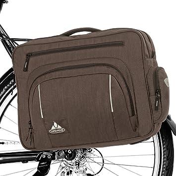 0c87f44167 VAUDE Egger Sacoche vélo pour ordinateur portable Café: Amazon.fr ...