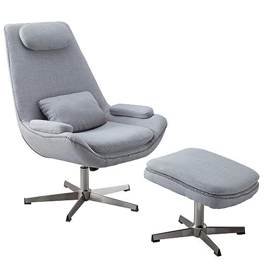 KS-Furniture Sonja - Sillón de Relax (74 x 105,5 x 81 cm ...