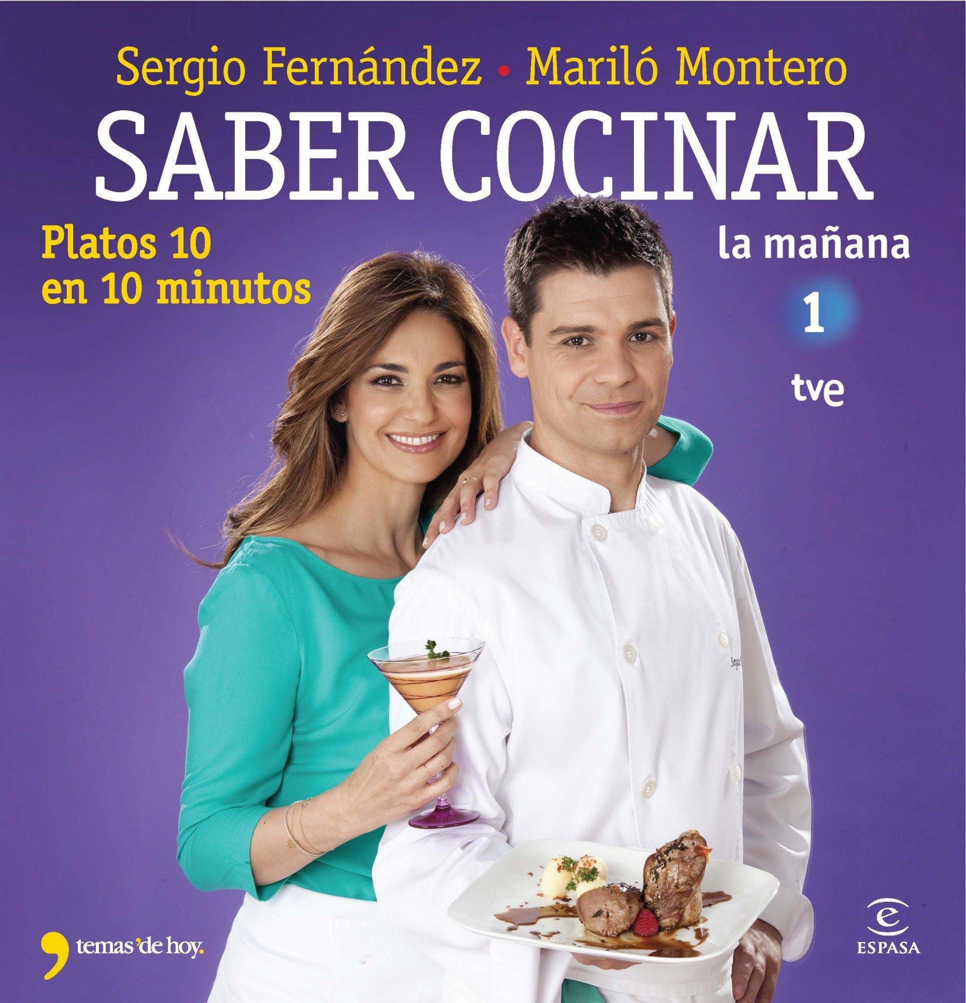 Saber cocinar platos 10 en 10 minutos (FUERA DE COLECCIÓN Y ONE SHOT)