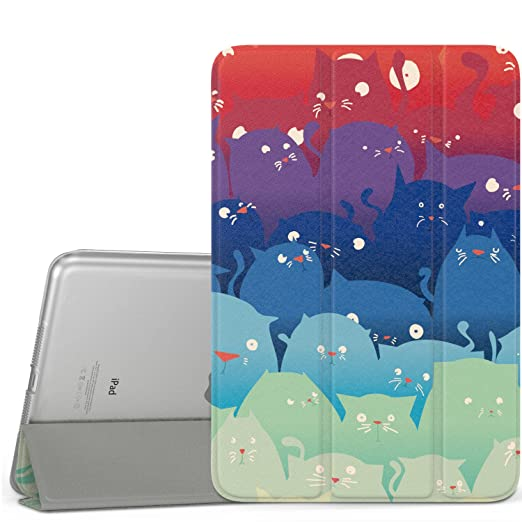 18 opinioni per MoKo Case per Apple iPad Mini 3- Ultra Sottile Leggero Custodia (Funzione di