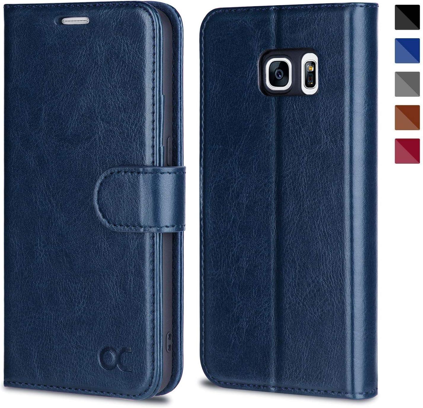 OCASE Funda Samsung Galaxy S7 Funda Galaxy S7 con Protector de ...