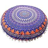 Amazon Com Ht Amp Pj Decorative Cotton Linen Square Throw