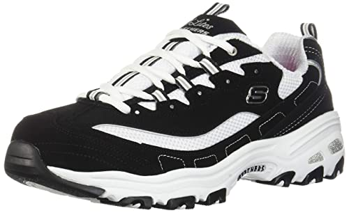 D'lites Biggest Sneakers Skechers Fan Women's Wide Width XZOPikuT