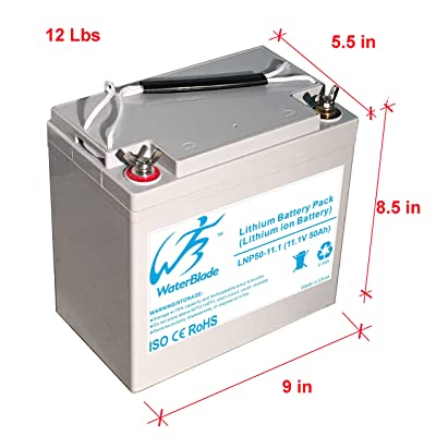 size battery for trolling motor