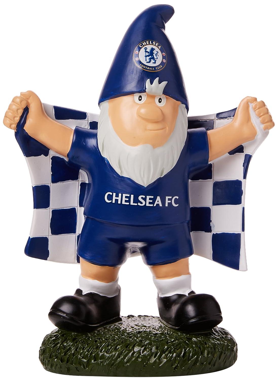 Chelsea FC Official Champ Football Crest Garden Gnome Chelsea F.C. Garden Gnome UTSG8110_1