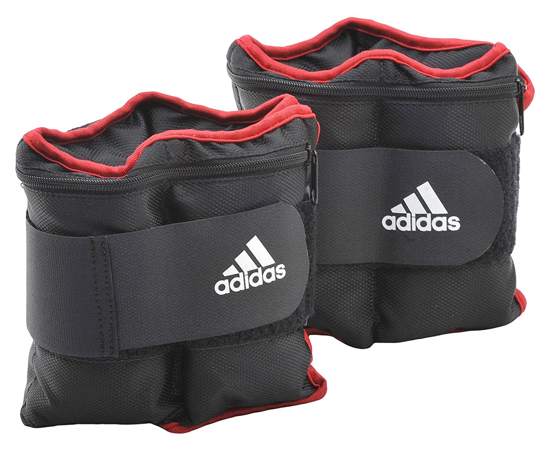 adidas ADWT Tobilleras Lastradas Negro x kg