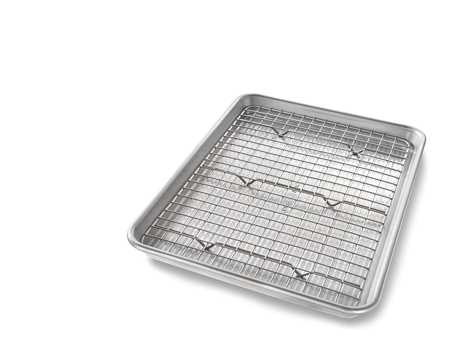 Baking Sheet with Cooling Rack
