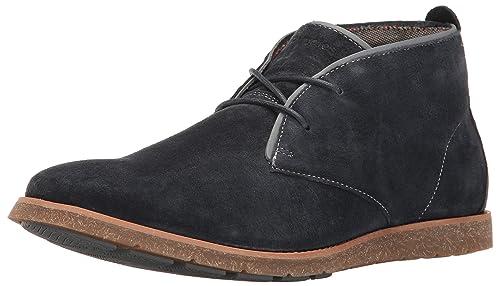 Hush Puppies Roland Jester, Botines para Hombre, Azul (Navy), 42 EU: Amazon.es: Zapatos y complementos