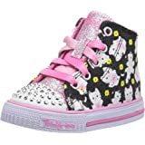 Skechers Kids Kids' Shuffles-Cutie Crew Sneaker
