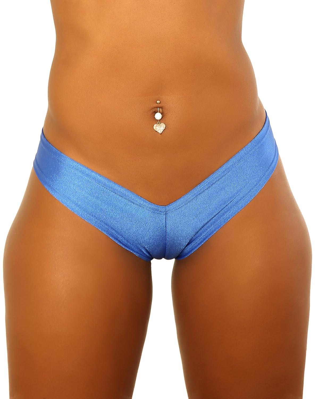 Royal Blue Medium Booty Short Sassy Assy 908573RB