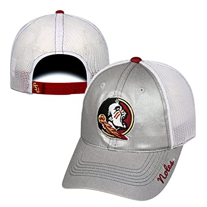 35a9713220d52 Amazon.com   Top of the World Florida State Seminoles Official NCAA  Adjustable Womens Glmor Hat Cap 796666   Sports   Outdoors