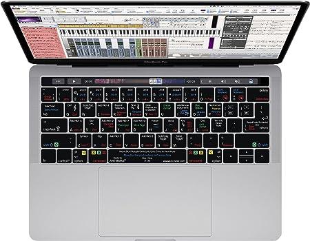 Editors Keys Sibelius Keyboard Cover Shortcut Printed Keyboard Cover for Apple Ultra Thin Wired Keyboard