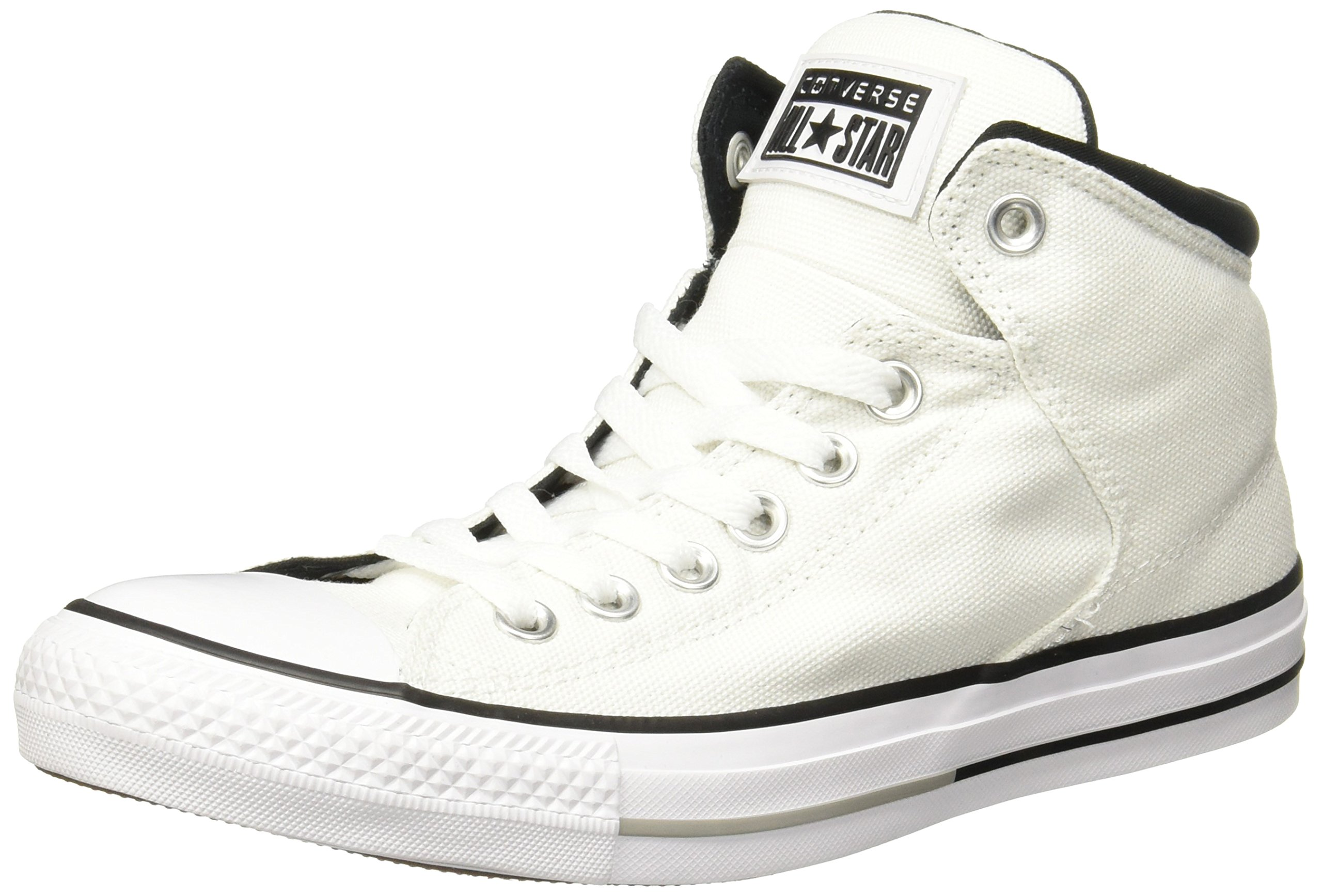 d80d3464d702 Galleon - Converse Chuck Taylor All Star High Street Hi Fashion Sneaker  Shoe - White Black White - Mens - 11