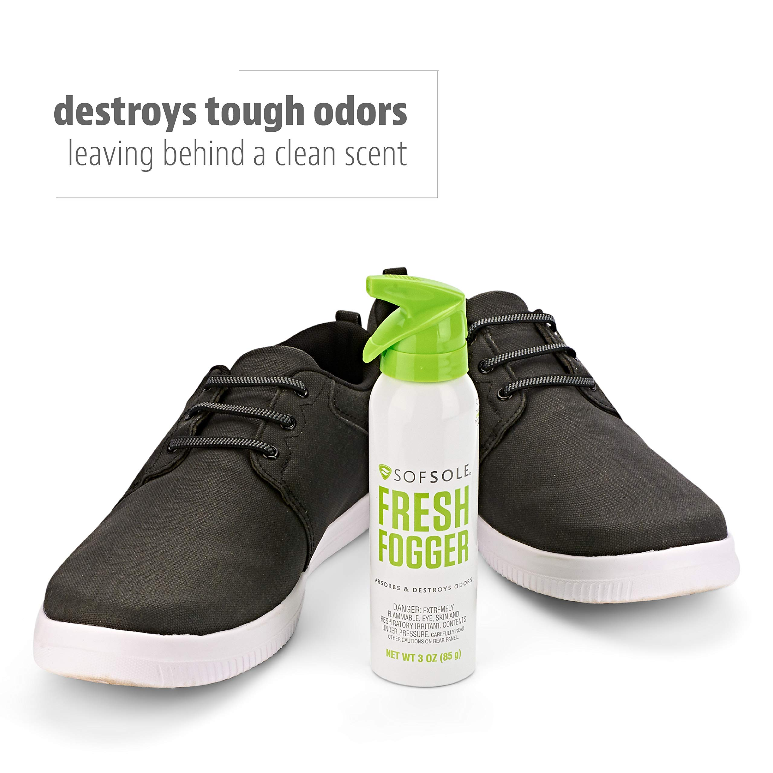 Gym Bag Spray: Sof Sole Fresh Fogger Shoe, Gym Bag, And Locker