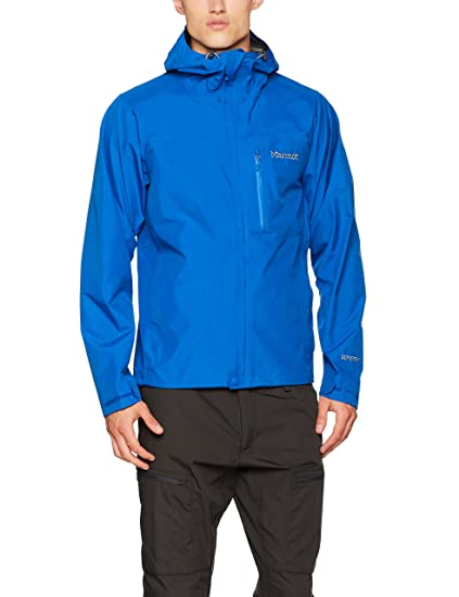 super service new style 50% off Marmot Men's Minimalist Jacket: Shell (TrueBlue, XLarge)